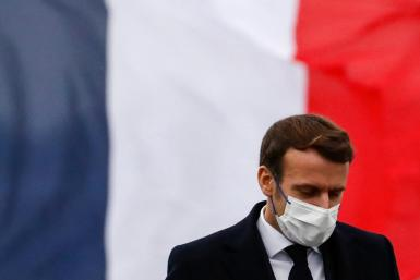 Emmanuel Macron said this week that the charter offered 'a clarification of how the Muslim community is organised'
