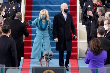 President Joe Biden and First Lady Jill Biden