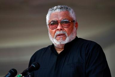 Former Ghana President Jerry Rawlings will be buried, finally, on Wednesday