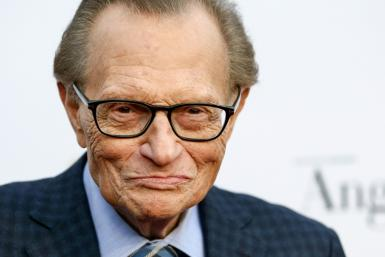 Larry King was best known for a 25-year run as a talk show host on CNN