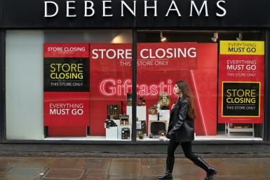 Debenhams, an icon of the UK high street, will close all its outlets, with the expected loss of 12,000 jobs