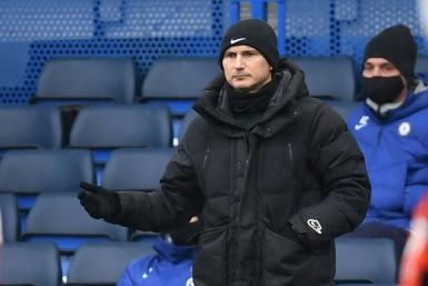 Frank Lampard has been sacked as Chelsea boss