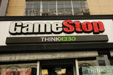 GameStop has seen a sudden surge in its share price apparently sparked by online chatter