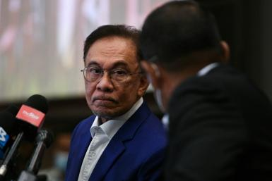 Malaysian opposition leader Anwar Ibrahim was a leading member of the last government and seen by many as a prime minister in waiting
