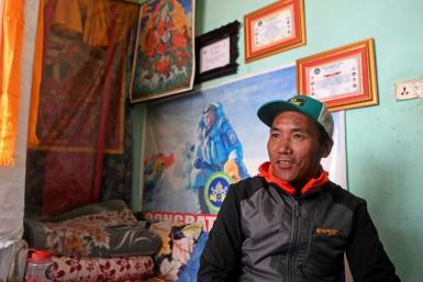 Mountaineer Kami Rita Sherpa, who has climbed Everest a record 24 times, said the recognition was long overdue