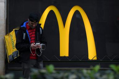 McDonald's latest results show a stronger performance in the United States than Europe