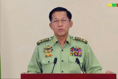 "Myanmar military chief General Min Aung Hlaing declared that this time, things would be ""different"" from the army's previous 49-year reign, which ended in 2011"