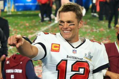 Tom Brady's 2021 Super Bowl win