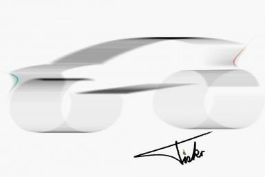 Fisker Automotive Concept Sketch