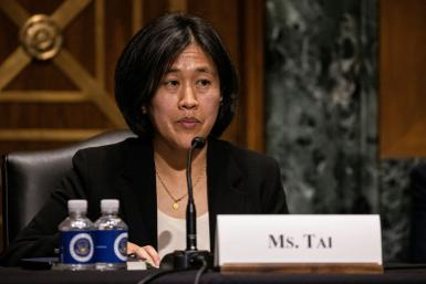 Katherine Tai, nominee for US Trade Representative, told a Senate confirmation hearing she views tariffs as a valuable policy tool
