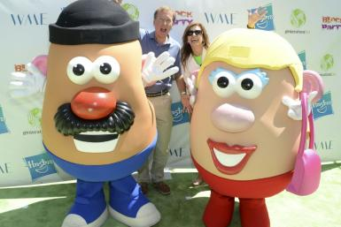Toy manufacturer Hasbro announced it was dropping the honorifics from Mr. and Mrs. Potato Head