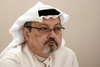 Saudi journalist Jamal Khashoggi, who was murdered by Saudi agents in the country's consulate in Istanbul in October 2018