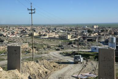 The Islamic State group overran Sinjar in 2014 and pursued a brutal, months-long campaign of massacres, enslavement and rape against Yazidis