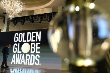 Usually a star-packed, laid-back party that draws Tinseltown's biggest names, this pandemic edition of the Golden Globes will be broadcast from two scaled-down venues in Los Angeles and New York, with frontline and essential workers among the limited few