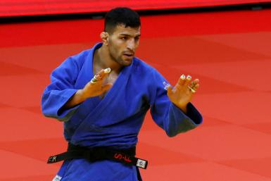 Saeid Mollaei claimed that in 2019 he was ordered to lose a fight by the Iranian federation in order to avoid competing with an Israeli