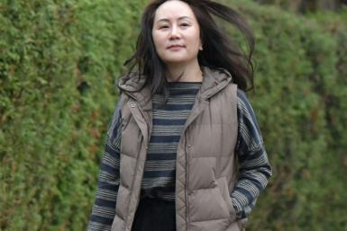The final phase of the extradition trial of Huawei chief financial officer Meng Wanzhou, seen here leaving her Vancouver home for court in December 2020, begins Monday