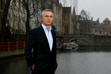 NATO Secretary General Jens Stoltenberg said in an interview with AFP that he welcomes EU efforts to boost its defence industry