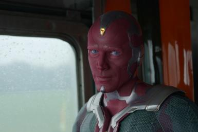 Paul Bettany Vision