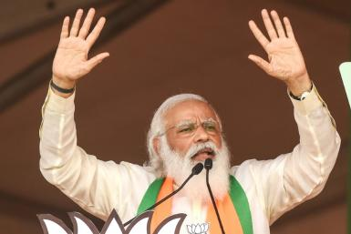 Narendra Modi's Hindu-nationalist BJP has been seeking to expand its power at the state level