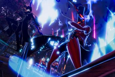 Persona 5 Strikers features Musou-style combat with all of the intricate game mechanics and charismatic visuals of the Persona series