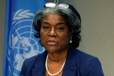 The US ambassador to the United Nations, Linda Thomas-Greenfield, has announced that Washington is joining an informal UN group on eliminating violence against women and girls