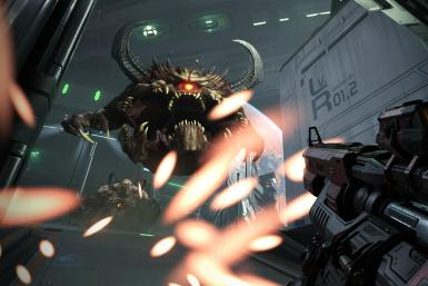 Doom Eternal features a wide variety of monsters that are designed to look similar to their original Doom 2 counterparts