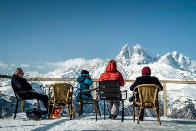 Georgia has become a cool hotspot for digital nomads, offering something for both those seeking to ski and relax by the sea, as well as its rich culture