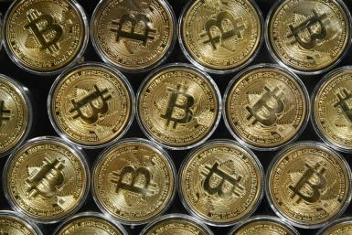 A survey by Mizuho Securities of 235 people making less than $150,000 found that 35-40 percent of respondents said they would invest part of their stimulus checks in stocks and cryptocurrency -- and 61 percent of these investors intend to buy bitcoin