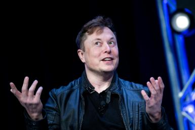 Elon Musk's electric car firm Tesla is worth $600 billion