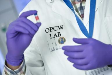 This is the second time the OPCW has said Syria used chemical weapons