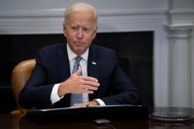 US President Joe Biden is holding bipartisan negotitions on his infrastructure push