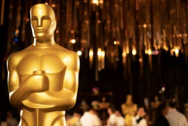 """China has spent years """"pining for Hollywood accolades"""", according to magazine Variety -- state broadcaster CCTV has shown the awards live or on a delay since 2003"""