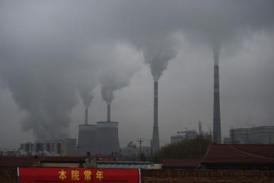 In 2019 China's greenhouse gas emissions were twice as much as the United States