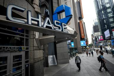 JPMorgan Chase's results were bolstered by reserve releases and a strong performance in investment bnaking