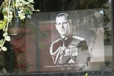 Windsor prepares for Prince Philip's funeral