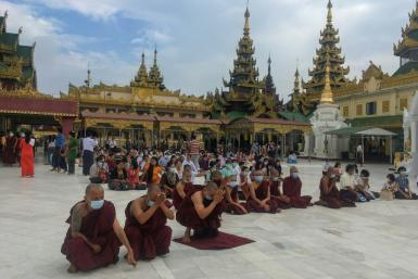 The Myanmar military will release 23,000 prisoners to mark its Buddhist New Year holiday