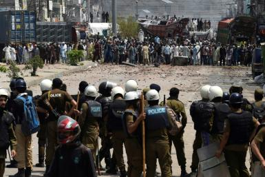Protests have paralysed cities and led to the deaths of six policemen