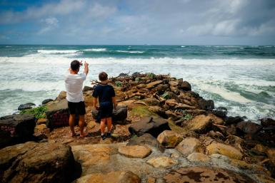 Byron Bay is a popular destination for tourists