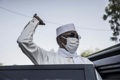 Idriss Deby Itno had ruled Chad with iron fist for three decades