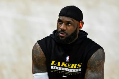 NBA star LeBron James explained his deleting a tweet about the fatal police shooting of a 16-year-old Black girl by saying he wants to see accountability and not hate or anger reflected in social justice discusions