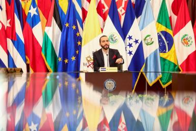 El Salvador President Nayib Bukele has come under fire over the sacking of Supreme Court judges