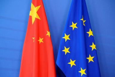 Ties between the EU and China, its second biggest trading partner, are at a low point after an angry exchange of tit-for-tat sanctions over human rights concerns.