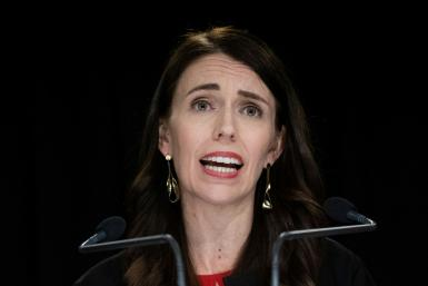 """Beijing expressed anger after New Zealand's parliament passed a watered-down motion Wednesday expressing """"grave concern"""" at human rights abuses involving the Uyghur Muslim minority in China"""