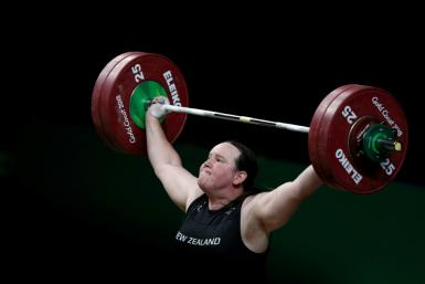 New Zealand's Laurel Hubbard transitioned to female in her 30s