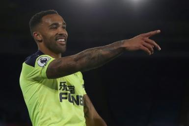 Double strike - Newcastle's Callum Wilson scored twice in a 4-1 win away to Leicester on Friday