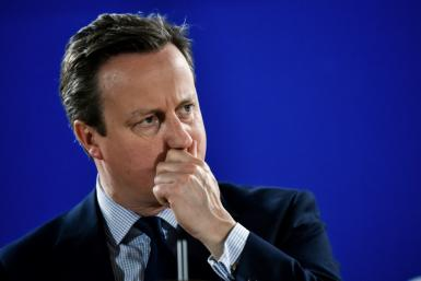 Former British prime minister David Cameron has admitted he acted in error but denies any impropriety