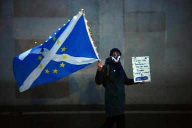 Many backers of Scottish independence want to see the country return to the European Union