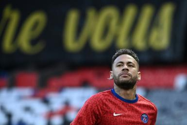 Neymar has looked increasingly settled at PSG in the past year
