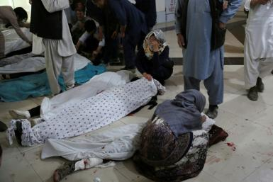 The attack on a girls' school in Kabul was the deadliest in more than a year