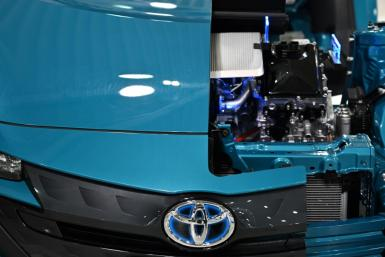 Most of Toyota's suppliers, including chipmakers, are Japanese companies